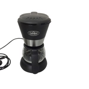 Camp4 Kaffemaskine 230V/600W, 650ml 4-6 kopper