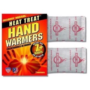 Grapper Hand Warmers - 2 stk.