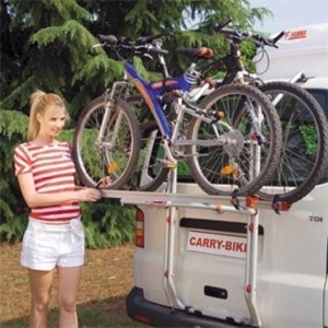 Fiamma Carry-Bike VW T5 (med 1 bakklapp)